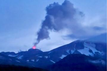 Τρία ηφαίστεια εκρήγνυνται ταυτόχρονα στην Αλάσκα