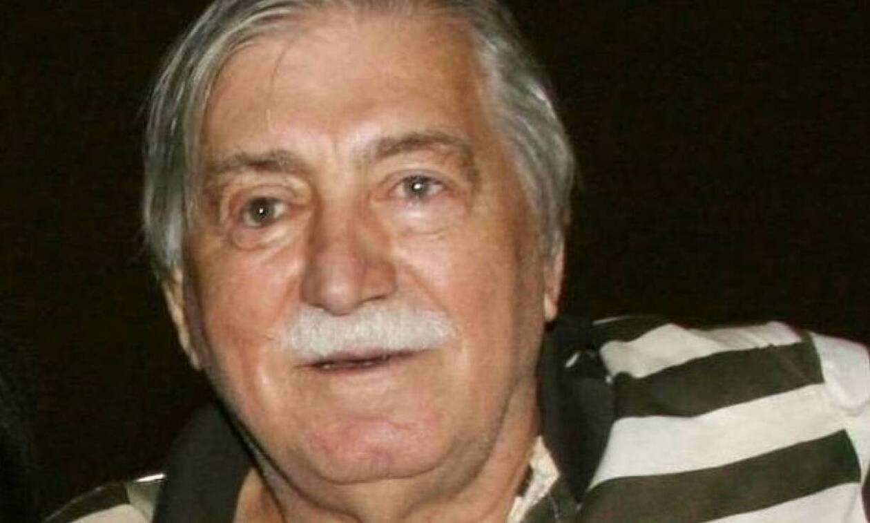 Πέθανε ο ηθοποιός Ανέστης Βλάχος