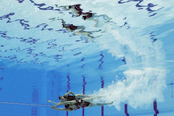 Ολυμπιακοί Αγώνες - Θετική στον κοροναϊό Ελληνίδα αθλήτρια της καλλιτεχνικής κολύμβησης