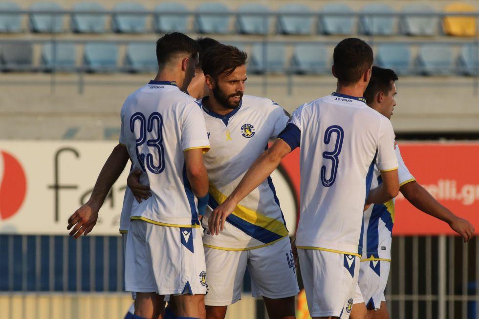 Άνετη φιλική νίκη του Αστέρα επί του Ιωνικού (4-0)
