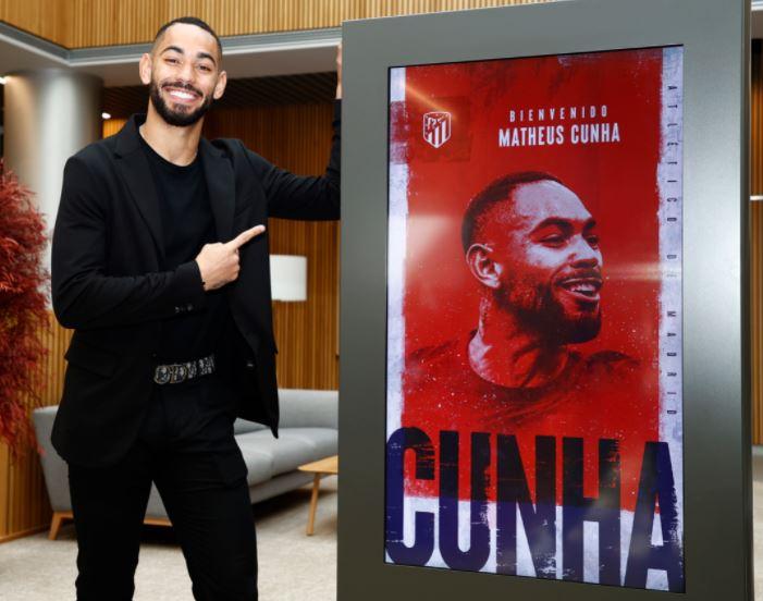 Επίσημα στην Ατλέτικο Μαδρίτης ο Κούνια