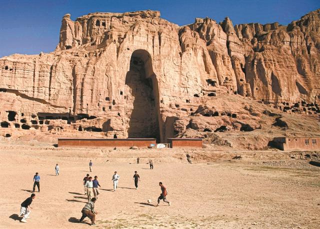 SOS για τους πολιτιστικούς θησαυρούς του Αφγανιστάν