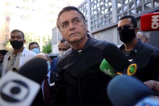 Βραζιλία – Αντιμέτωπος με έρευνα του εκλογοδικείου ο πρόεδρος Μπολσονάρου