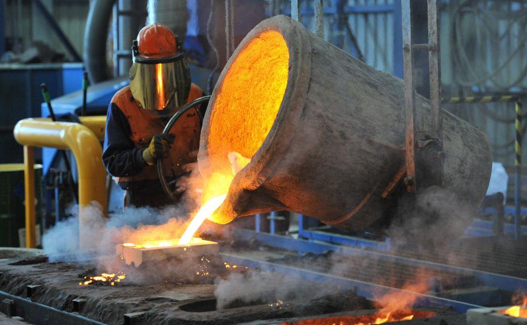 ΕΛΣΤΑΤ – Αύξηση 22,4% παρουσίασε ο τζίρος στη βιομηχανία τον Ιούνιο