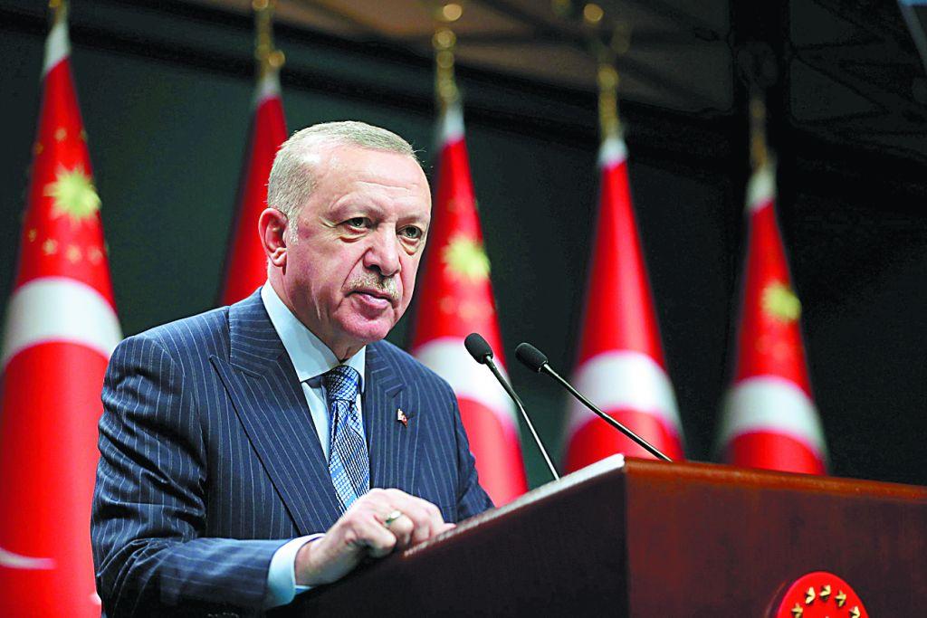 Ερντογάν – «Αν οι Ταλιμπάν μας χτυπήσουν την πόρτα, θα συζητήσουμε μαζί τους»