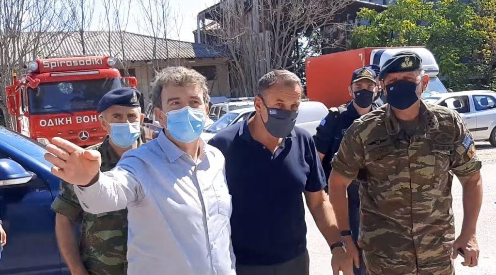 Έβρος – «Τα σύνορα της Ελλάδας θα παραμείνουν ασφαλή και απαραβίαστα»