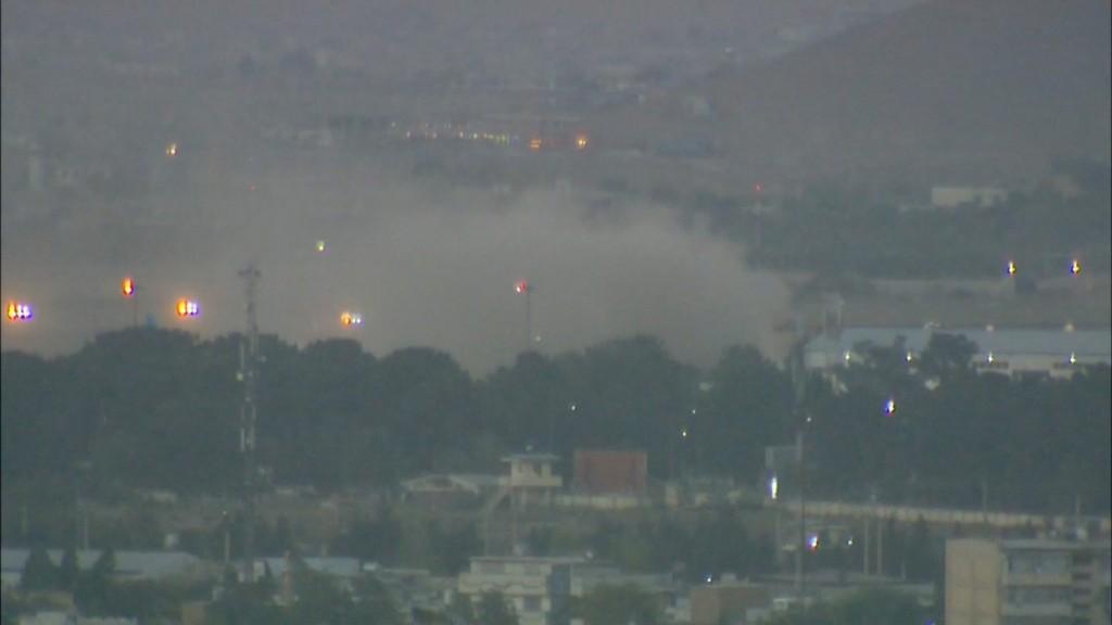 Τρόμος στην Καμπούλ – Αναφορές για τρίτη έκρηξη στο αεροδρόμιο