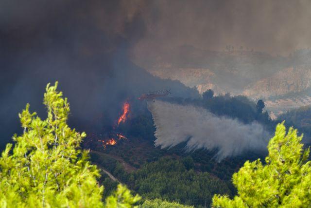 Πολιτική Προστασία – Πολύ υψηλός κίνδυνος πυρκαγιάς προβλέπεται και σήμερα για πολλές περιοχές της χώρας