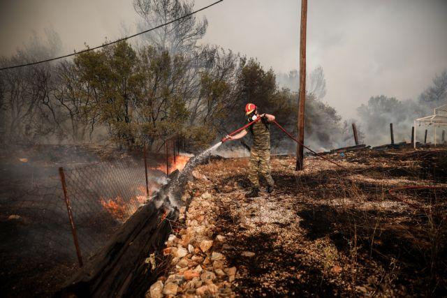 Σπίρτζης – Κοινός στόχος όλων μας να μην χαθεί κανείς από τη φωτιά