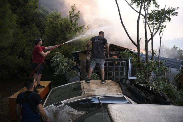 Βαρυμπόμπη – Οικονομική ενίσχυση 100.000 ευρώ του Επαγγελματικού Επιμελητηρίου Αθηνών στις πληγείσες επιχειρήσεις