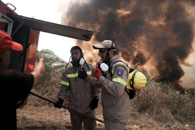 Ακραίος κίνδυνος πυρκαγιάς στην Αττική και άλλες 5 περιοχές την Παρασκευή – Δείτε πού