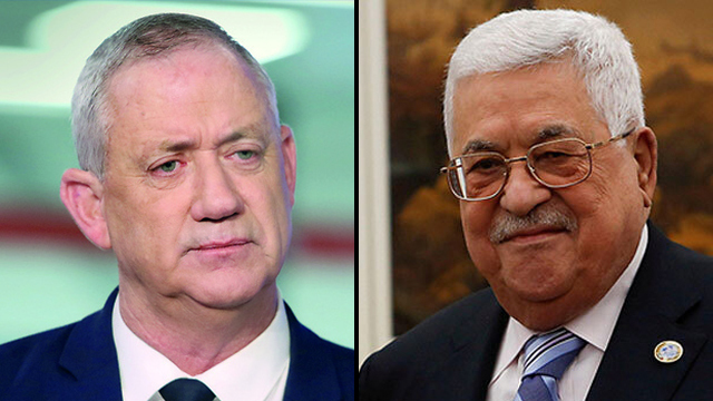 Ισραηλινο-παλαιστινιακή συνάντηση στη Ραμάλα – Εφ' όλης της ύλης συζήτηση Αμπάς – Γκαντς