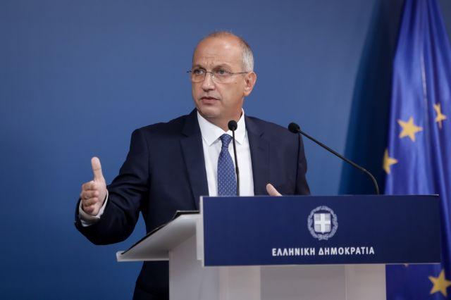 Οικονόμου – Η Ελλάδα δεν θα χειριστεί με «αφέλεια» προσφυγικές ροές από Αφγανιστάν – Δεν θα ξαναζήσουμε το 2015 λέει ο Μηταράκης