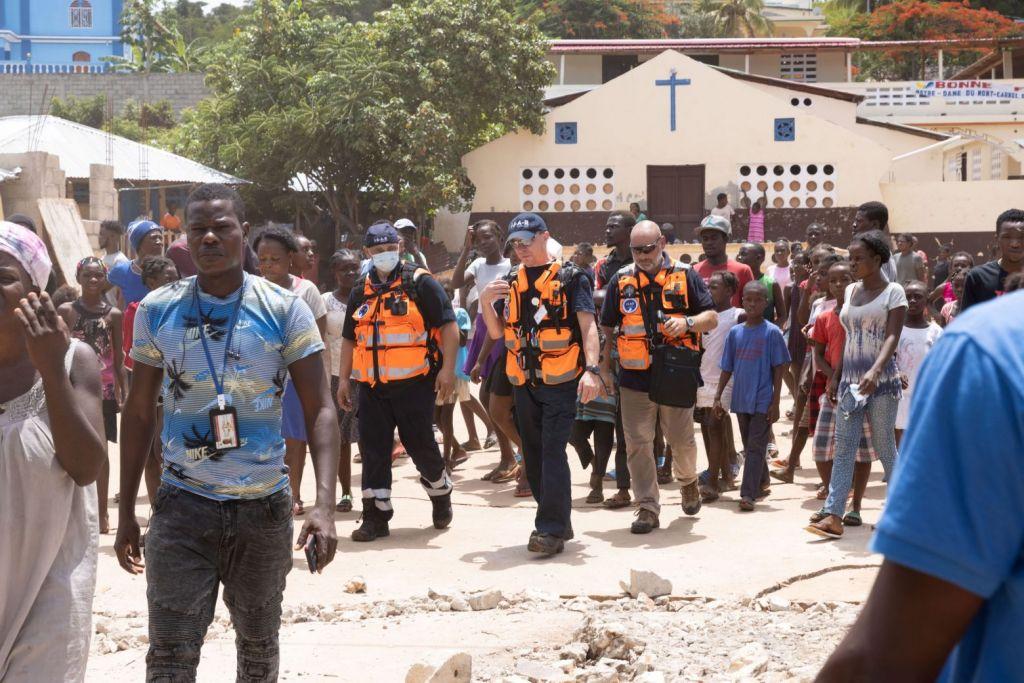 Αϊτή – Οργή για την ελάχιστη βοήθεια – Στους 1.289 οι νεκροί από τον φονικό σεισμό