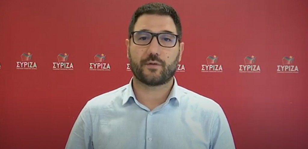 Ηλιόπουλος στον Οικονόμου – «Η κυβέρνηση παραμένει εκτός τόπου και χρόνου»