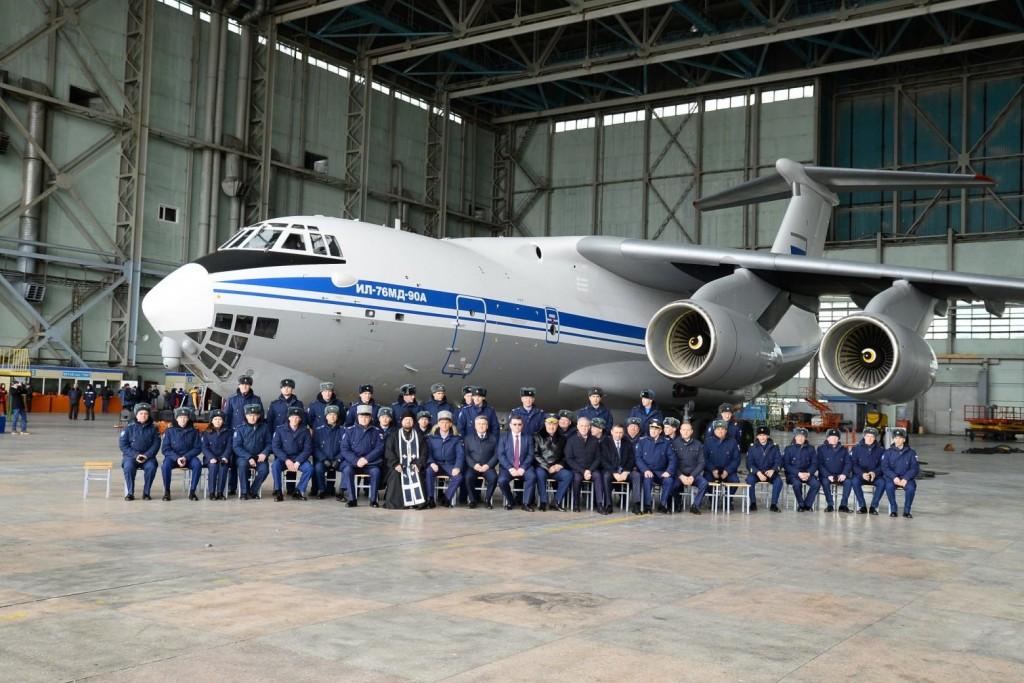 Φωτιές – Επέστρεψαν στη Ρωσία τα Ilyushin-76 και Mi-8 που συνέδραμαν στα πύρινα μέτωπα της χώρας μας
