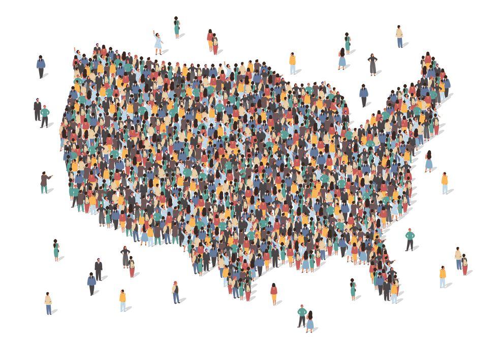 Απογραφή πληθυσμού στις ΗΠΑ – Το σταδιακό τέλος της «Λευκής Αμερικής»