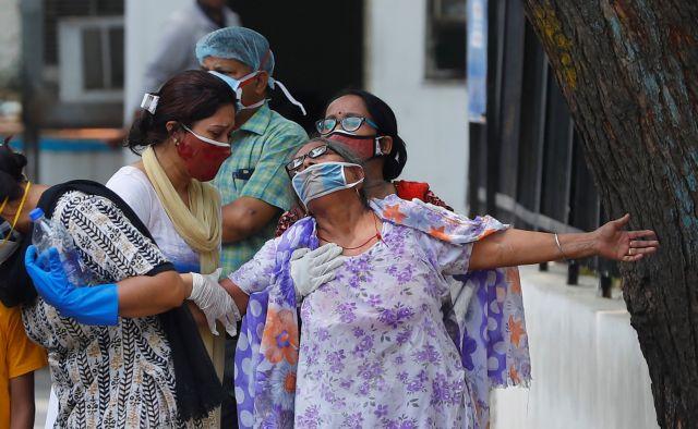 Ινδία – Πάνω από 44 χιλιάδες κρούσματα και 496 νεκροί σε 24 ώρες