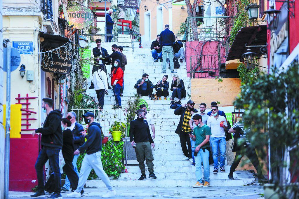 Οικονομική Αστυνομία – «Λαβράκια» σε Πάρο, Ιο, Σκιάθο και Βόλο