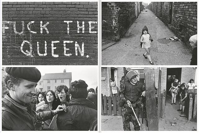 Βόρεια Ιρλανδία – Την ώρα που μαινόταν η βία