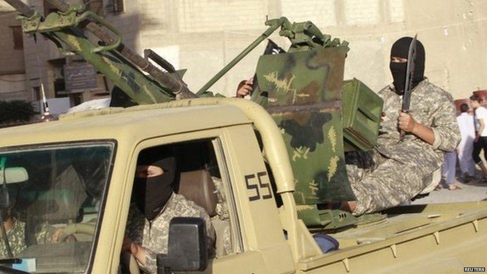 Ιράκ – Πολύνεκρη μάχη Ισλαμικού Κράτους με φιλοϊρανική ένοπλη παράταξη