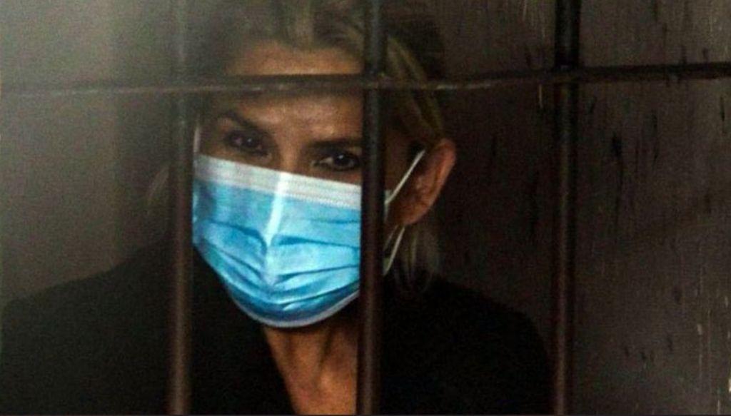 Βολιβία: Δικαστήριο παρατείνει την προφυλάκιση της πρώην μεταβατικής προέδρου Τζανίνε Ανιες