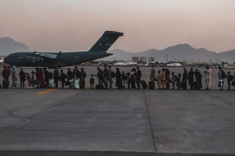 ΗΠΑ – Απομακρύναμε περισσότερους από 100.000 ανθρώπους από το Αφγανιστάν