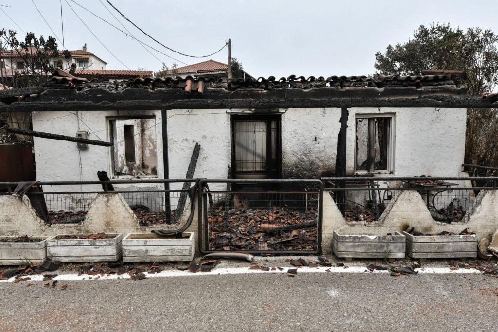 Τριαντόπουλος – Πόσοι πυρόπληκτοι έχουν πάρει χρήματα από τις αποζημιώσεις