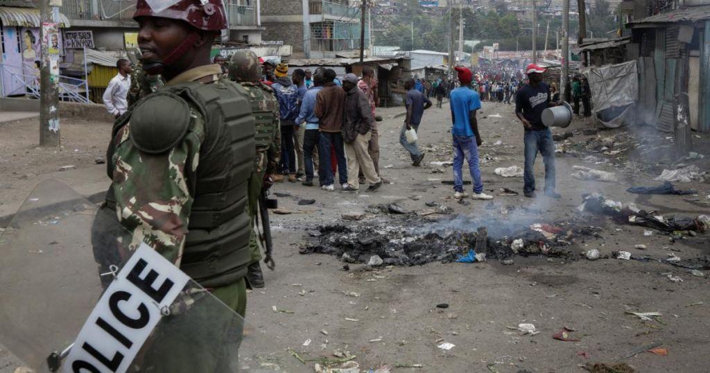 Νεκρός διαδηλωτής στην Κένυα μετά από πυρ της αστυνομίας