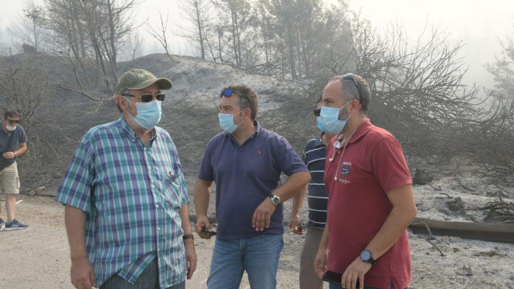 Σε Βαρυμπόμπη και Εύβοια περιοδεία κλιμακίων από βουλευτές του ΚΚΕ
