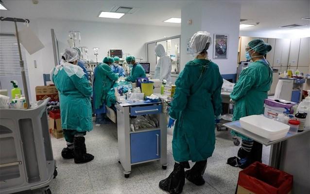 Κοροναϊός – «Ρωσική ρουλέτα» το νοσοκομείο – Μεγάλες ελλείψεις και κίνδυνος για τους ασθενείς