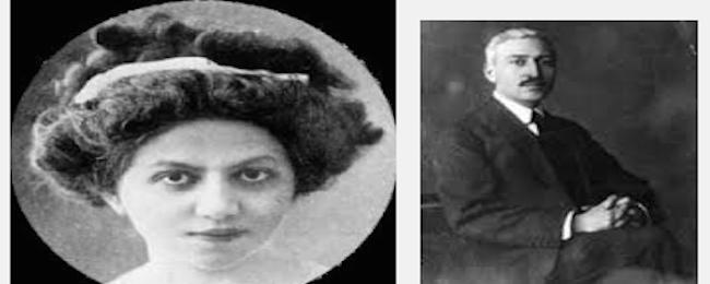 Η θυελλώδης σχέση του Ίωνα Δραγούμη με τη Μαρίκα Κοτοπούλη και ο Βαλκανικός Πόλεμος