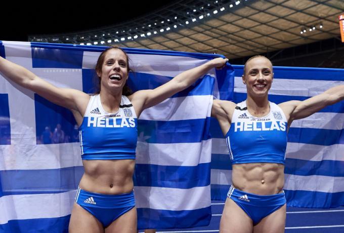 Ολυμπιακοί Αγώνες – Στον τελικό του επί κοντώ Στεφανίδη και Κυριακοπούλου