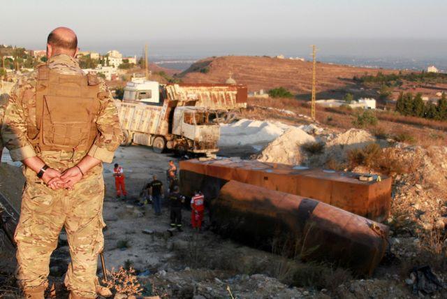 ΗΠΑ – Βοήθεια στον Λίβανο υπό την προμήθεια ηλεκτρικής ενέργειας