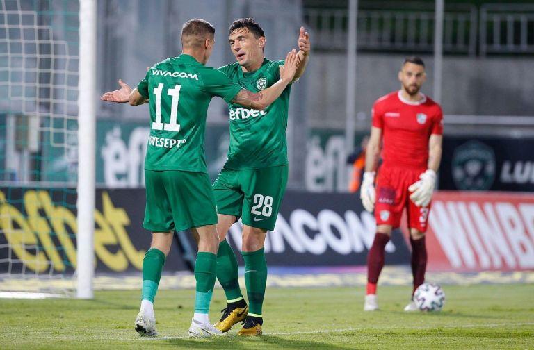 Άνετη νίκη για τη Λουντογκόρετς πριν τον Ολυμπιακό (3-0)