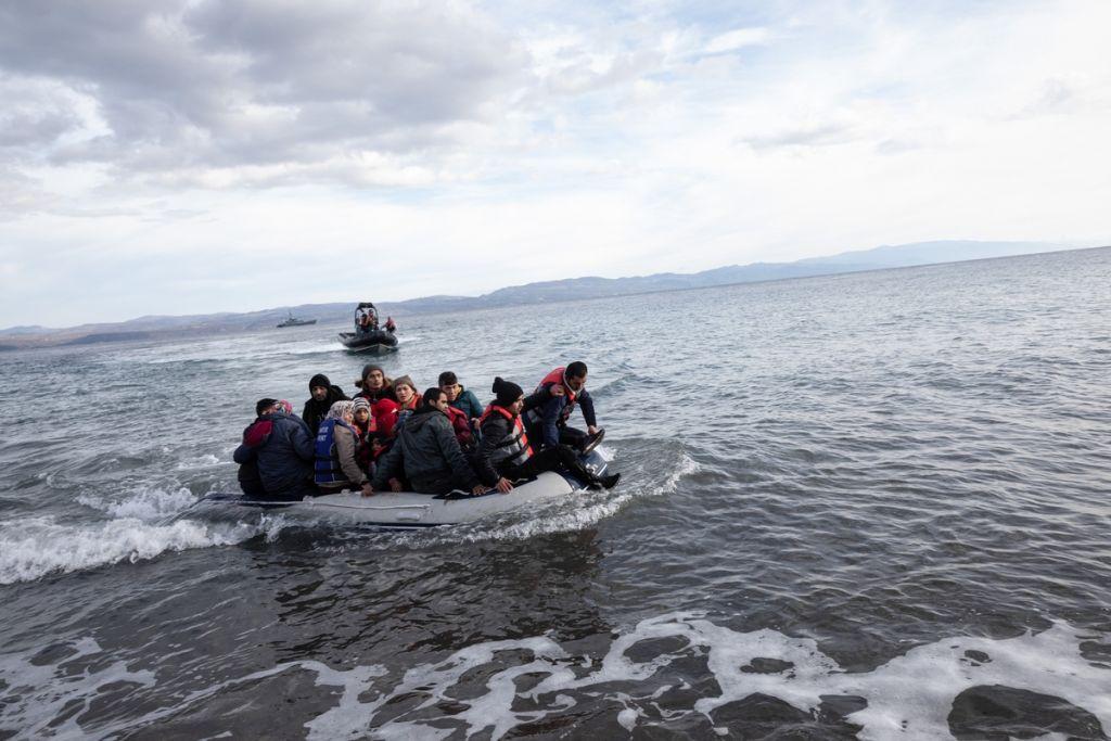Μηταράκης – Επιστολή στην ΕΕ – Η τουρκική ακταιωρός ευθύνεται για το ναυάγιο με τους τρεις αγνοούμενους στη Λέσβο