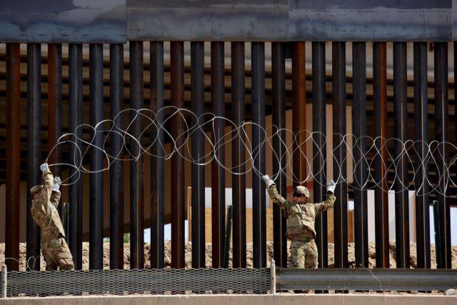 Μεξικό – Η Εθνοφρουρά εμπόδισε καραβάνι μεταναστών να περάσει προς τα σύνορα με τις ΗΠΑ