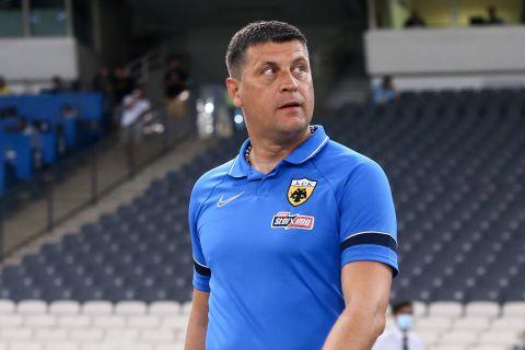 Μιλόγεβιτς: «Δεν μου άρεσε η αδράνεια στο γκολ»
