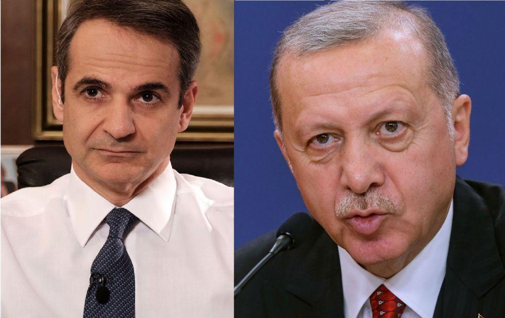 Mitsotakis to speak to Erdogan tis evening