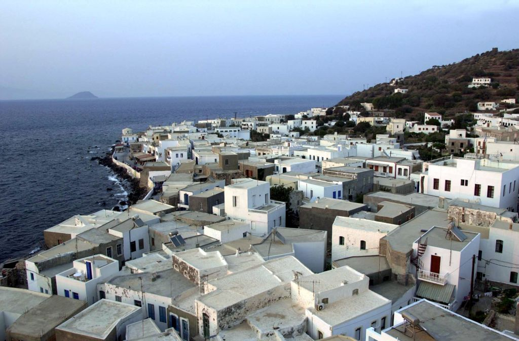 Nisyros – Strong earthquake – 5.4 Richter