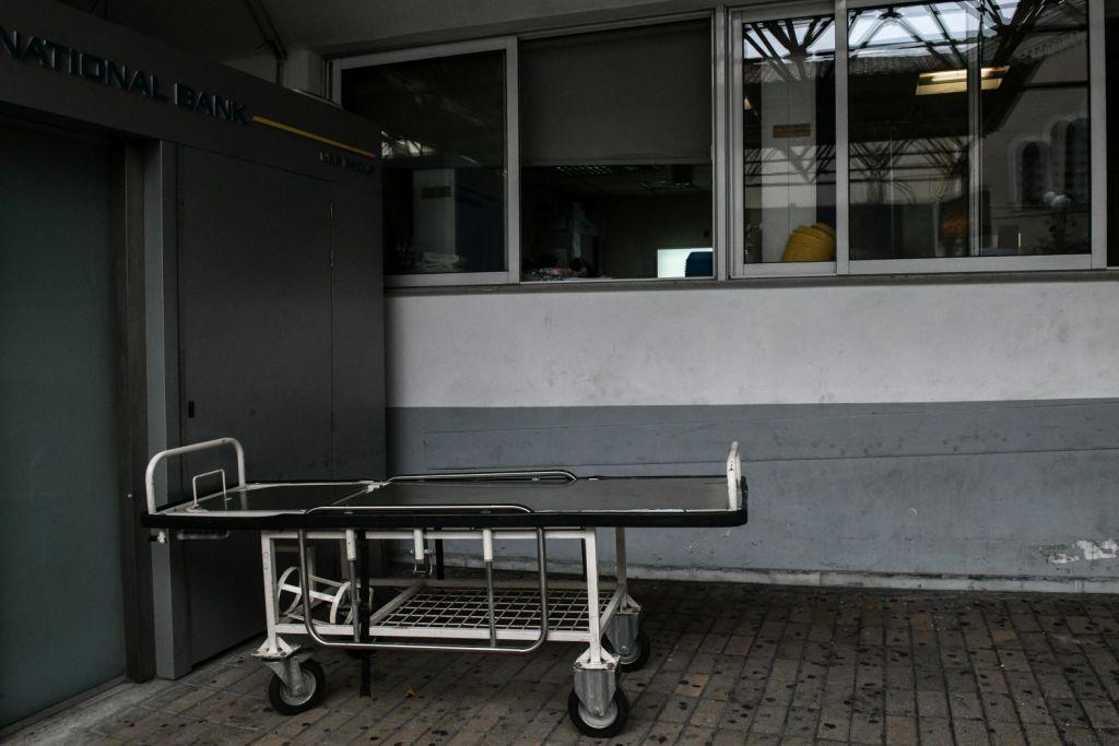 Κοροναϊός – «Οι ασθενείς στις ΜΕΘ είναι δεκαπλάσιοι από ό, τι ένα χρόνο πριν»