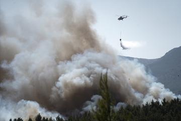 Ζερεφός – Θα δούμε μεγαλύτερες πυρκαγιές και θα μάθουμε να ζούμε με ακραία φαινόμενα