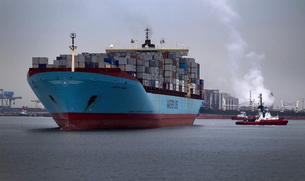 Νέα φορτηγά πλοία της Maersk θα κινούνται με μεθανόλη