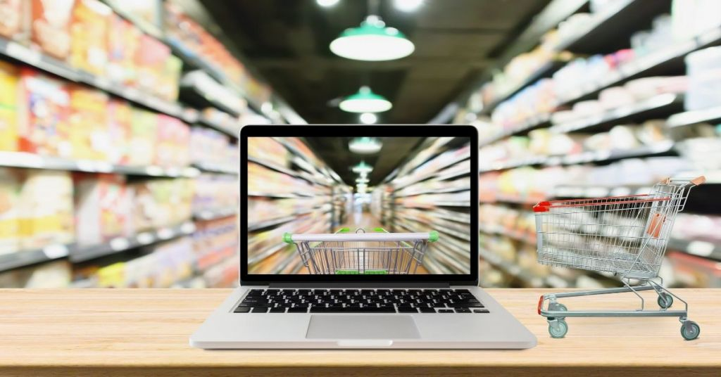 Greek supermarkets -Average monthly cost for online shopping at 146 euros the
