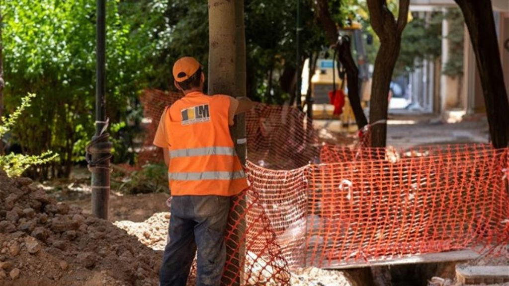 Municipality of Athens – Sidewalk renovation in 410 streets