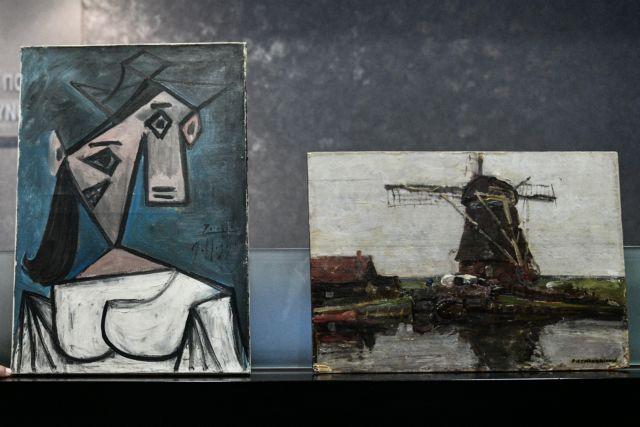 Πικάσο – Στην Εθνική Πινακοθήκη ξαναγύρισαν οι δύο πίνακες