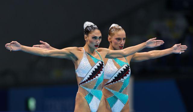 Oλυμπιακοί Αγώνες – Εκτός αγώνων η ελληνική ομάδα της καλλιτεχνικής κολύμβησης