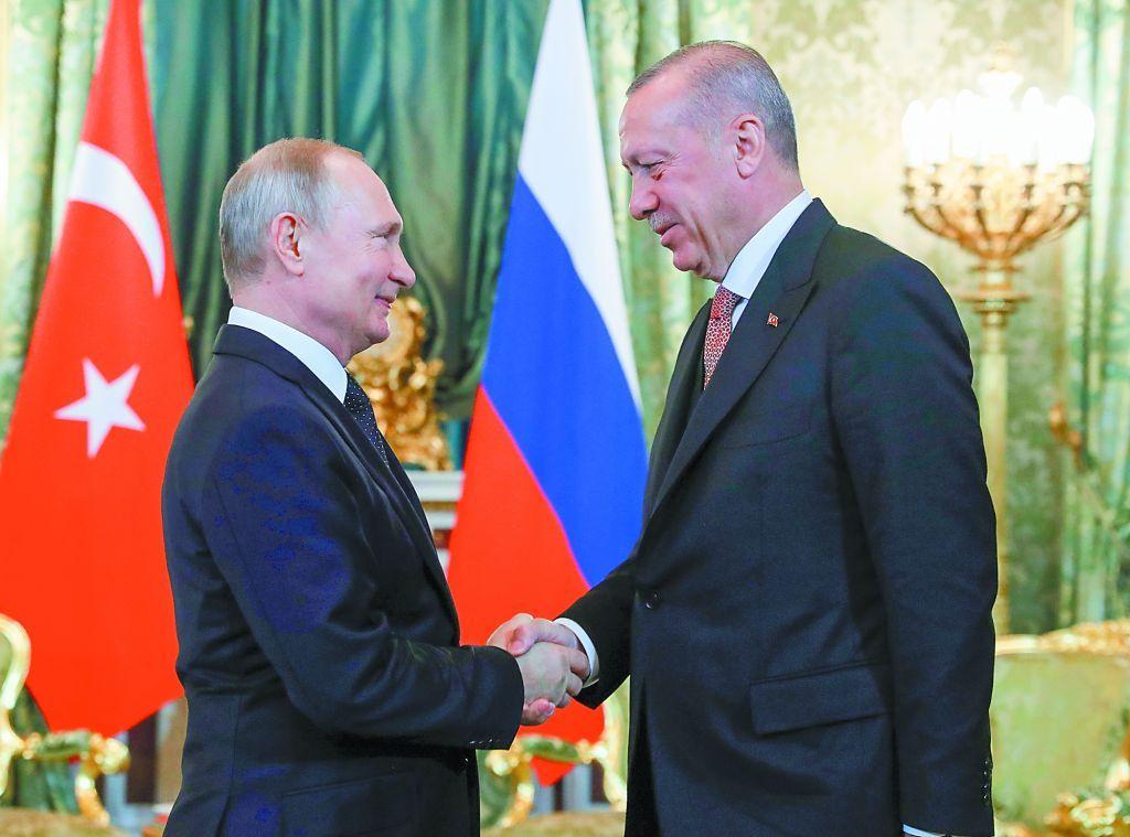 «Σφαλιάρα» Πούτιν σε Ερντογάν – Απαράδεκτες οι μονομερείς ενέργειες στην Αμμόχωστο