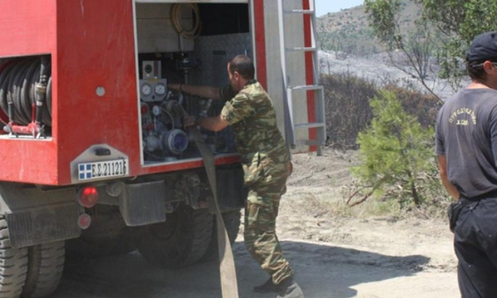 Συναγερμός: Κατεβαίνει ο στρατός στη μάχη με τις πυρκαγιές