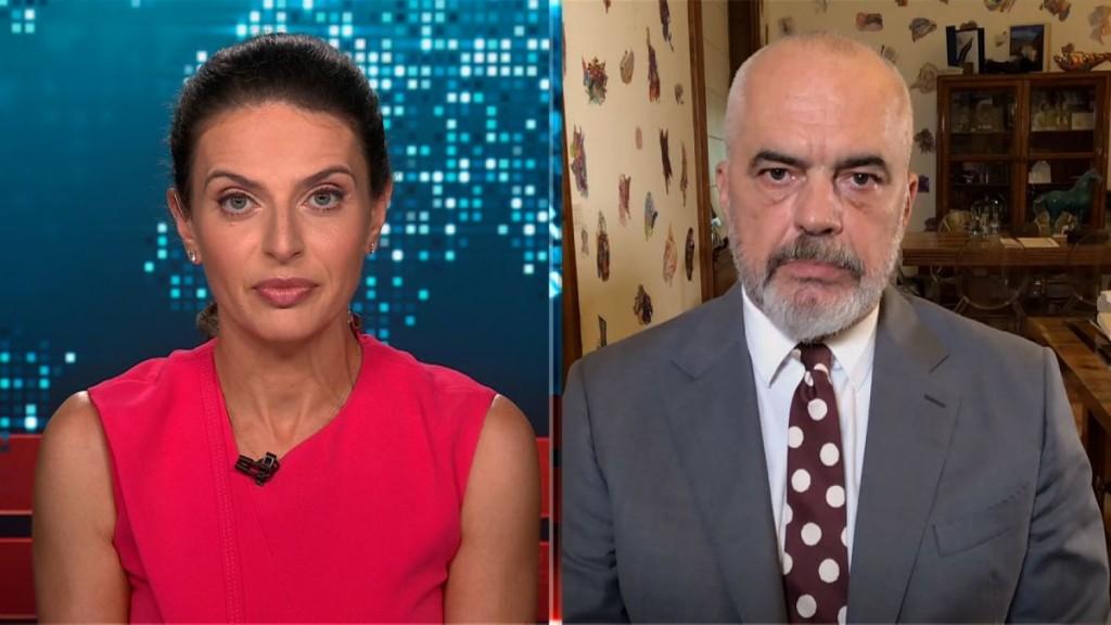 Ράμα στο CNN- Είμαι καθολικός με σύζυγο μουσουλμάνα και ο ένας γιος μου πιθανόν εβραίος